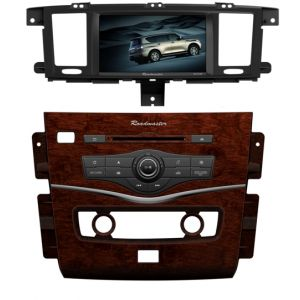 Nissan Patrol Android Screen CL-483NP