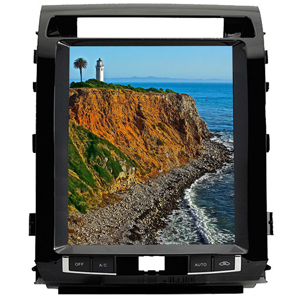 Toyota Land Cruiser Android Screen C-822TL