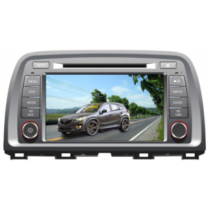 Mazda 6 Android Screen D-384MX6