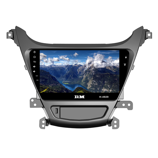 Hyundai Elantra 2014-2015 Head Unit