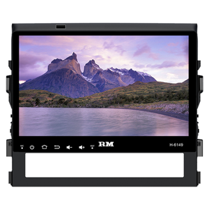 Toyota Land Cruiser Android Screen H-6149TL